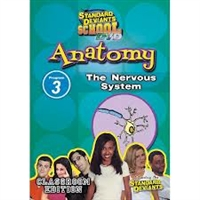 Standard Deviants School Anatomy Module 3: The Nervous System DVD
