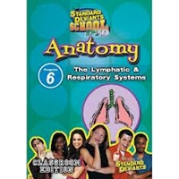 Standard Deviants School Anatomy Module 6: The Lymphatic And Respiratory System DVD