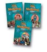 Standard Deviants School Marketing 3 Super Pack DVD