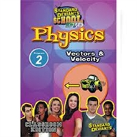 Standard Deviants School Physics Module 2: Vectors And Velocity DVD