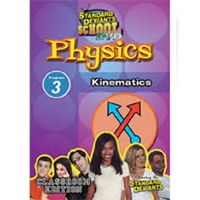 Standard Deviants School Physics Module 3: Kinematics DVD