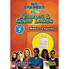 Standard Deviants School NB Resumes & Cover Letters 1: Basic Layout DVD