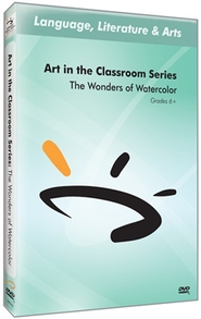Art In The Classroom Series: The Wonders Of Watercolor (#394342)