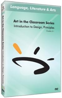 Art In The Classroom Series: Introduction To Design, Principles (#394347)