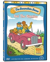 The Berenstain Bears: Get The Gimmies DVD
