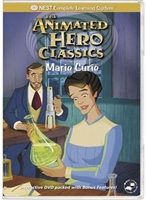 Animated Hero Classics: Marie Curie DVD