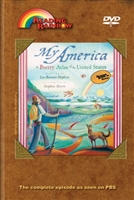 Reading Rainbow: My America: A Poetry Atlas of the United States