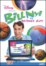 Bill Nye The Science Guy: Caves