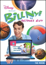 Bill Nye The Science Guy: Moon