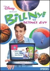 Bill Nye The Science Guy: Spiders