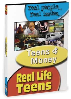 Real Life Teens: Teens & Money DVD