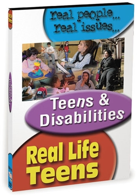 Real Life Teens: Teens & Disabilities DVD
