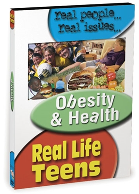 Real Life Teens: Obesity & Health DVD