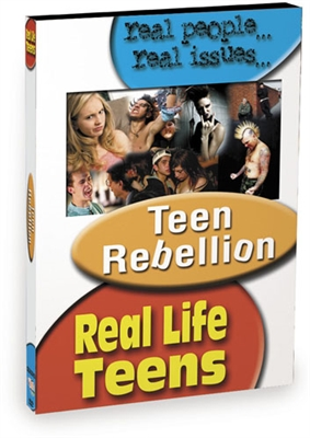 Real Life Teens: Teen Rebellion DVD