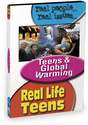 Real Life Teens: Teens & Global Warming DVD