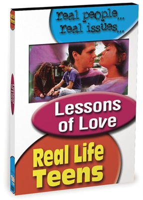 Real Life Teens: Lessons Of Love DVD