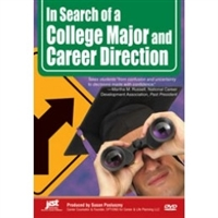 In Search Of A College Major And Career Direction DVD