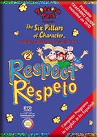 Six Pillars Of Character: Respect DVD