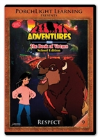 Adventures From The Book Of Virtues - Volume 9: Respect DVD