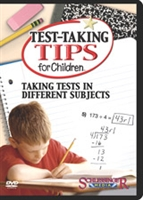 Test-Taking Tips For Children: Taking Tests In Different Subjects