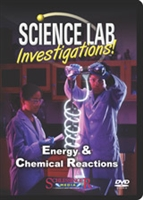 Science Lab Investigations! Energy & Chemical Reactions
