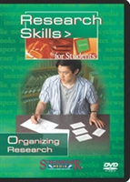Research Skills For Students: Organizing Research