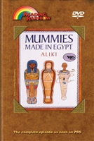 Reading Rainbow: Mummies Made In Egypt DVD