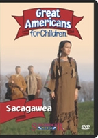 Great Americans For Children: Sacagawea