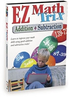 EZ Math Trix: Addition & Subtraction (#CE3312)