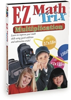 EZ Math Trix: Multiplication (#CE3313)