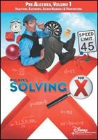 Bill Nye's Solving For X: Pre-Algebra