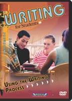 Writing For Students: Using The Writing Process