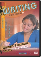 Writing For Students: Writing Persuasive Essays
