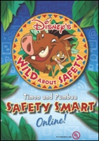 Wild About Safety with Timon & Pumbaa: Safety Smart Online