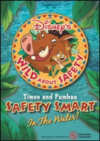 Wild About Safety with Timon & Pumbaa: Safety Smart In The Water