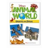 Disney Animal World: Giraffes And Zebras