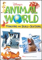 Disney Animal World: Penguins And Seals & Sea Lions