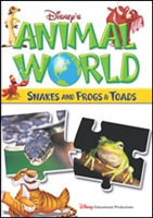 Disney Animal World: Snakes And Frogs & Toads