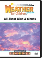 Weather For Children: All About Wind & Clouds