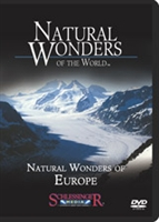 Natural Wonders of the World: Natural Wonders of Europe