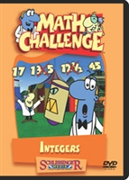 Math Challenge: Integers