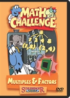 Math Challenge: Multiples & Factors