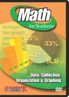 Math for Students: Data: Collection, Organization & Graphing