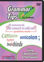 Grammar Tips for Students: Using Capitalization & Punctuation