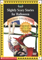 Slightly Scary Stories for Halloween: Vol. I DVD