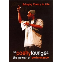 The Poetry Lounge 3: Power of Performance (Full Screen) (#CE5320)