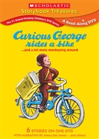 Curious George Rides a Bike and A Lot More Monkeying Around