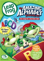 Leap Frog Amazing Alphabet Amusement Park