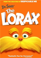 Dr. Seuss' The Lorax 2012 Movie Version-Widescreen