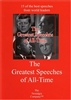 Greatest Speeches of All-Time Vol. I DVD